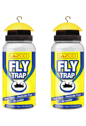 Fly Trap Two Pack