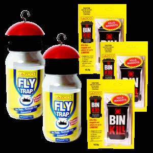 Binkills & Flytraps (1)